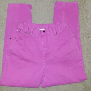 Pink Jeanology Jeans